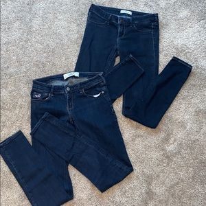 Lot of 2 HCO Skinny Jeans size 3L